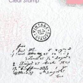 Nellie's choice Nellie Snellen Silhouet Stempel - Writing