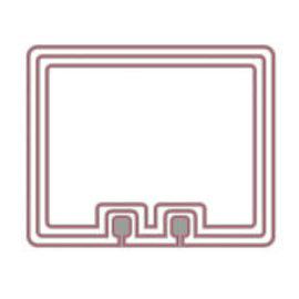 Vaessen Vaessen Creative • Snijmal Rolodex no.1 rechthoek afgerond