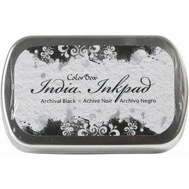 ColorBox India Inkpad Archival Black