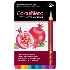 Spectrum Noir Spectrum Noir - Colour Blend Pencils Bold Brights 12 st.