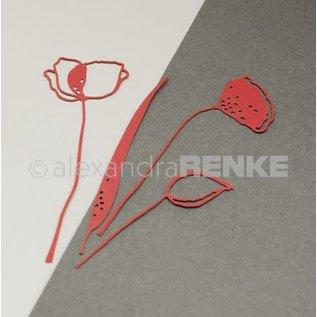 Alexandra Renke Alexandra Renke -Poppy flowers