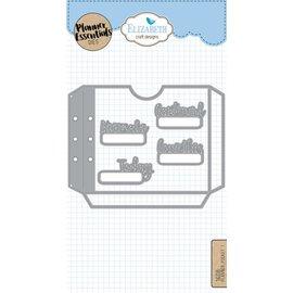 Elisabeth Craft Elizabeth Craft Designs - Planner Pocket 1