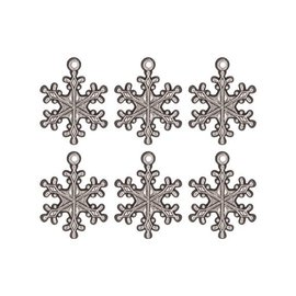 Tim Holtz Tim Holtz - Idea-ology Collection - Christmas - Snowflake Adornments