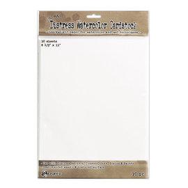 Tim Holtz Tim Holtz - Distress Watercolor Cardstock - 8.5 x 11 - 10 Pack