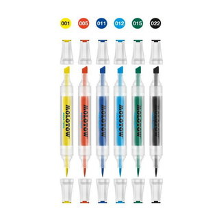 Molotow Aqua Twin Basic set-1