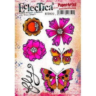 Paper Artsy Eclectica³ Tracy Scott 22