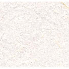 stamperia Stamperia Rice Papier Servet Wit 50 x 50