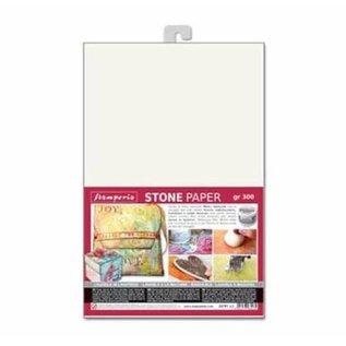 stamperia Stamperia Stone Paper A4