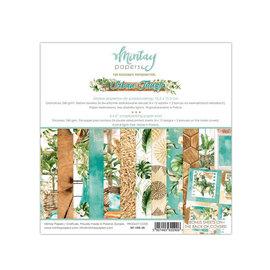 """Mintay Mintay  Urban jungle -  6 x 6"""" paper pad"""
