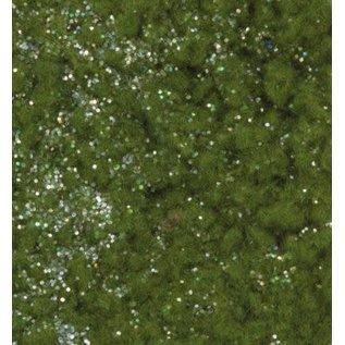 Flock Sparkling powder dark green