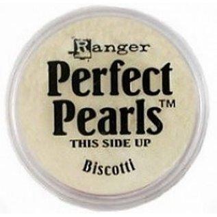 Ranger Ranger Perfect Pearls Pigment Powder .25oz-biscotti