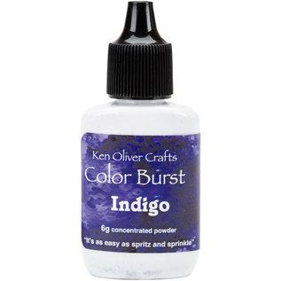 Ken Oliver Color Burst Powder 6gm Indigo