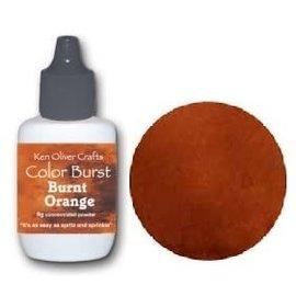 Ken Oliver Color Burst Powder 6gm Burnt Orange