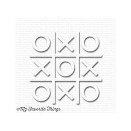 My Favourite Things My Favorite Things  - aanvulling tic tac toe wit