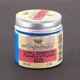 PRIMA MARKETING MICA POWDER: BLUE 17G