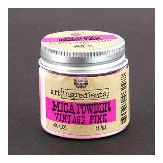 PRIMA MARKETING MICA POWDER: VINTAGE PINK 17G