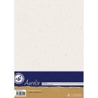 Aurelie Aurelie Kraft Cardstock Chalk 10 vellen