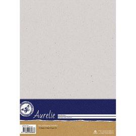 Aurelie Aurelie Kraft Cardstock Chalk 10 vellen  90gsm