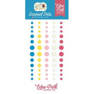 Echo Park Alice in Wonderland Enamel dots