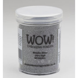 Wow Wow! large  - Silver-  160ml