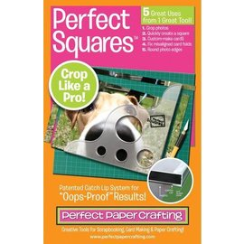 Perfect Paper Crafting Perfect squares