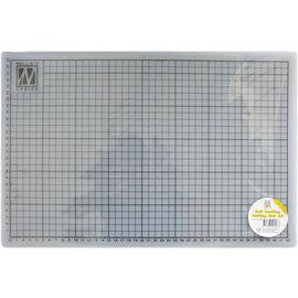 Nellie's choice Transparent cutting mat self healing A4 - 22 x 30