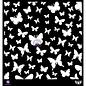 """PRIMA MARKETING Prima - Elementals - 12x12 Stencil """"Butterfly's"""""""