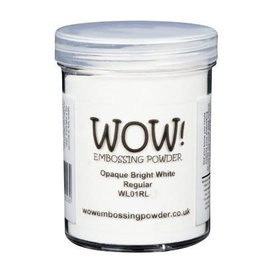 Wow WOW Opaque Bright White Super fine 160ml