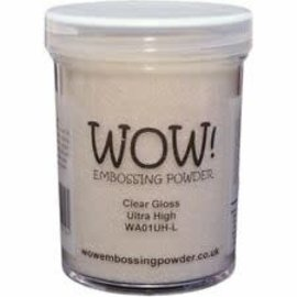 Wow WOW-Clear Gloss Ultra High160ml