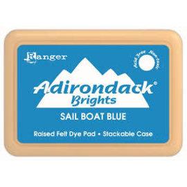 Ranger Adirondack Brihts pad  - sail boat blue