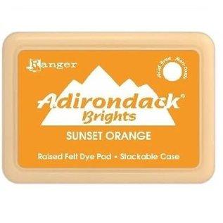 Ranger Adirondack Brights pad  - sunset orange