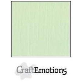 CraftEmotions CraftEmotions linnenkarton 1 vel groen  A4   250gr