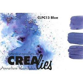 CreaLies Crealies Pigment Colorzz poeder Blauw