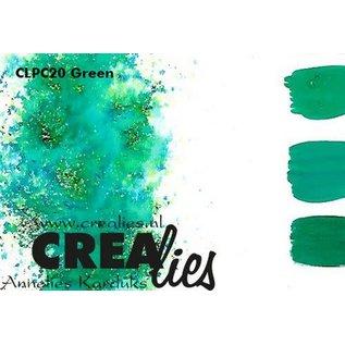 CreaLies Crealies Pigment Colorzz poeder Groen