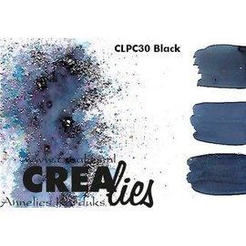 CreaLies Crealies Pigment Colorzz poeder Zwart