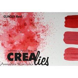 CreaLies Crealies Pigment Colorzz poeder Rood