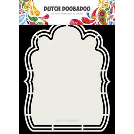 Dutch Doobadoo Dutch Doobadoo Dutch Shape Art Susanna  A5