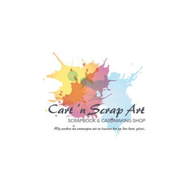 Cart 'n Scrap Art Waardebon 10 Euro