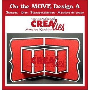 CreaLies On the MOVE stansen no. 1, Design A