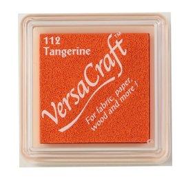 Tsukineko VersaCraft inkpad small Tangerine