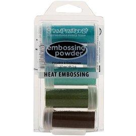 coastal express embossing kit