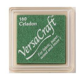 Tsukineko VersaCraft inkpad small Celadon
