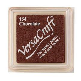Tsukineko VersaCraft inkpad small Chocolate