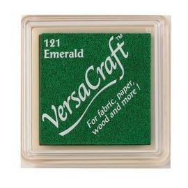 Tsukineko VersaCraft inkpad small Emerald