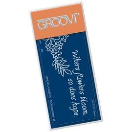 Groovi GROOVI® PLATE FLORAL FRIENDS SPACER