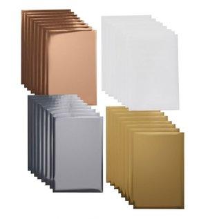 Cricut Cricut Foil Transfer Sheets Metallic Sampler 10x15cm (24pcs)