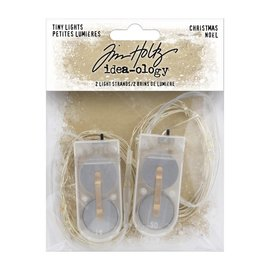 Tim Holtz Idea-ology Tim Holtz Tiny Mini Lights Christmas