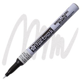 Sakura paint Marker Pen-Touch 0,7mm wit