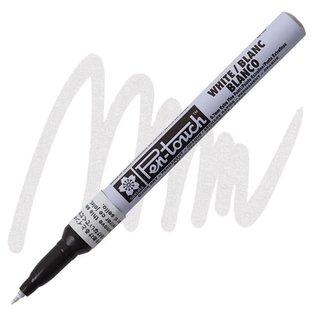 Sakura paint Marker Pen-Touch 0,7mm wit