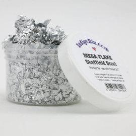 IndigoBlu Mega-flake Sheffield Steel